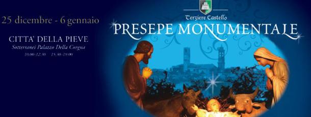 Presepe Monumentale edizione 2014